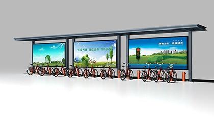 公共自行车亭ZXC-1006
