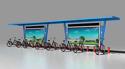 公共自行车亭ZXC-1002