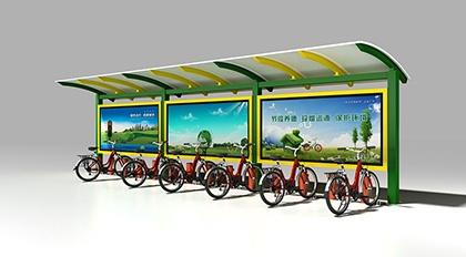 公共自行车亭ZXC-1003